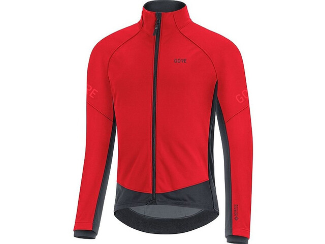 GORE WEAR C3 Gore-Tex Infinium Thermo Jacket Men red/black
